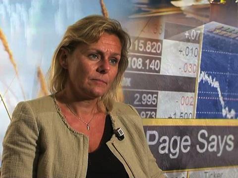 Véronique Hiolle Présidente du Directoire Hiolle Industries sur les résultats semestriels 2012