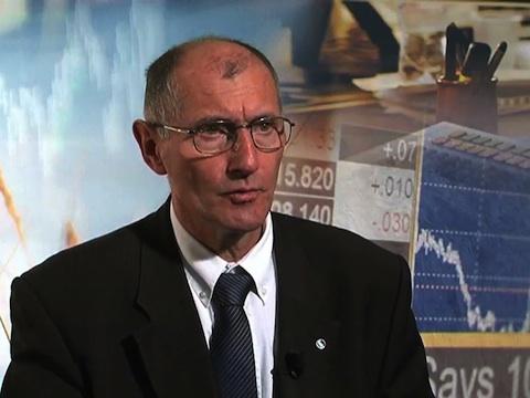 Interview de Bernard Streit Pdg Delfingen Industry sur les résultats semestriels 2012