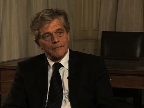 Interview d'Erick Rostagnat Directeur Général en Charge des Finances Gl events