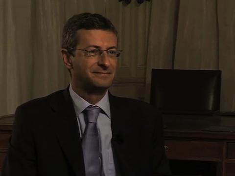 Interview de Gonzague Issenmann Directeur Général Stentys