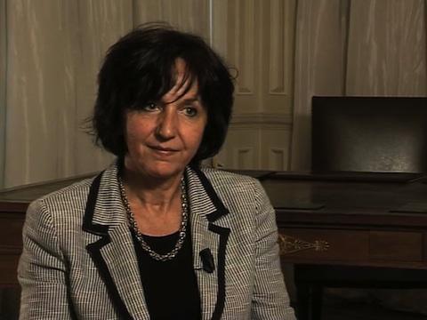 Interview de Marie Meynadier Directrice Générale EOS Imaging
