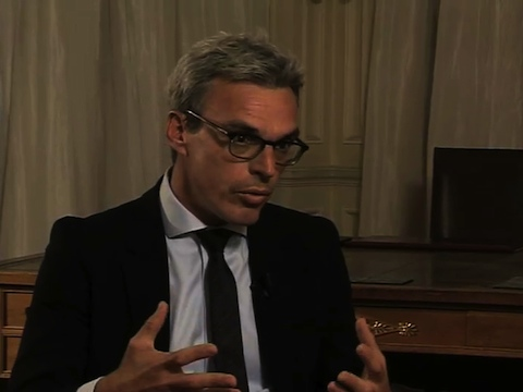 Interview de Marc Le Bozec Directeur Financier Cellectis