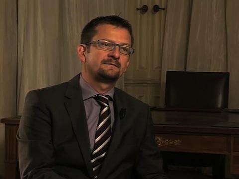 Interview de Nicolas De Clercq Directeur Financier Kinepolis Group