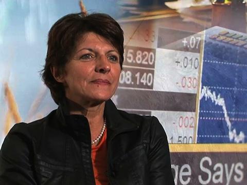 Interview de Véronique Riches-Flores économiste et fondatrice de RichesFloresResearch