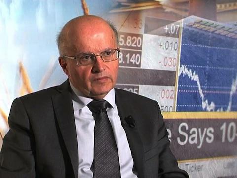 Actualités économiques : Interview de Jean-Paul Betbèze Chef économiste Crédit Agricole SA