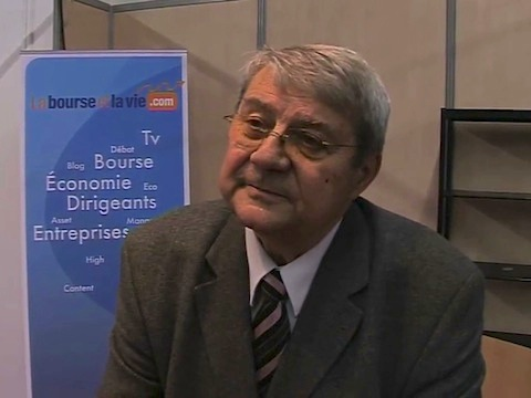 Interview de Jean-Pierre Gaillard Président d'une société de conseil en investissement