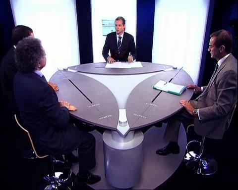 Le débat économique 3ème partie avec les dirigeants de Groupe Open et de Tourpargel