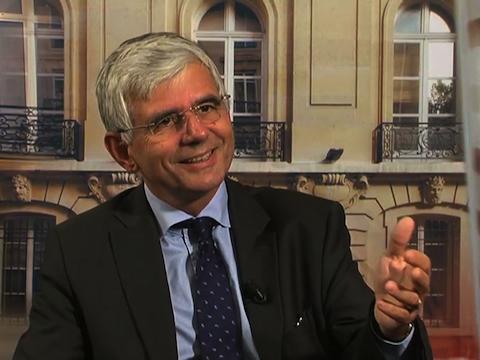 Bourse – Economie : Interview de Dominique Hartog Président du Directoire Palatine AM