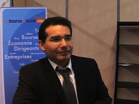 Forum de l'investissement 2012 : Interview de Charles Sannat Directeur des études économiques Aucoffre.com