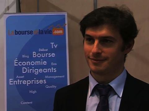 Forum de l'Investissement 2012 : Interview de Fabrice Cousté Directeur Général CMC Markets