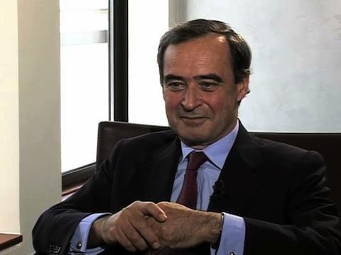 Interview de Bruno Lafont Pdg du groupe Lafarge sur les résultats du troisième trimestre 2012