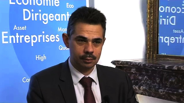 Résultats semestriels 2012-2013 : Interview d'Eric Matteucci Président du Directoire de SII