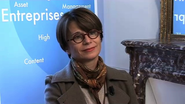 Economie : Interview de Marie-Pierre Peillon Directrice de la Recherche Groupama AM