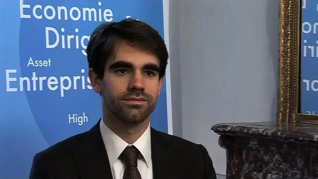 Economie : Perspectives : Interview de Pierre Sabatier Co-fondateur de PrimeView