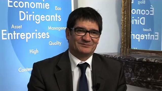 Economie – Perspectives 2013 : Interview de Jean-Louis Mourier économiste Aurel BGC