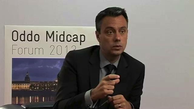 Interview d'Olivier Salaun Pdg de PSB Industries (Stratégie et perspectives 2013)