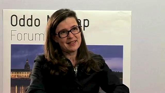 Interview de Victoire Aubry Directrice Finances Risques Administration Compagnie des Alpes