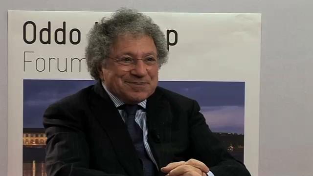 Interview de Roland Tchénio Pdg de Toupargel (Chiffre d'affaires 2012)