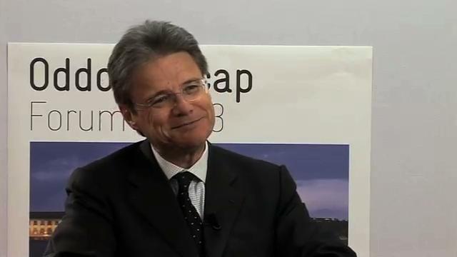 Interview de Philippe Audouin Directeur Financier Eurazeo (Bilan 2012 et perspectives)