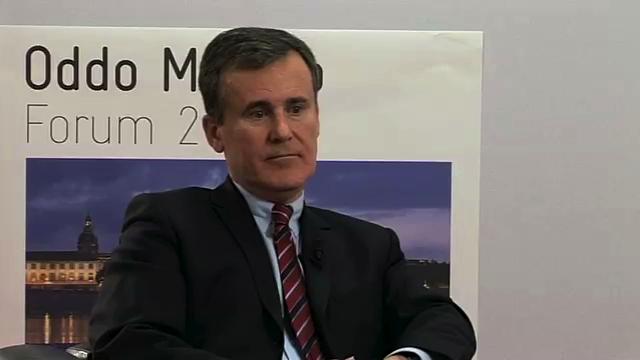 Interview de Jean-François Le Martret Directeur Financier Guerbet (Stratégie et perspectives 2013)