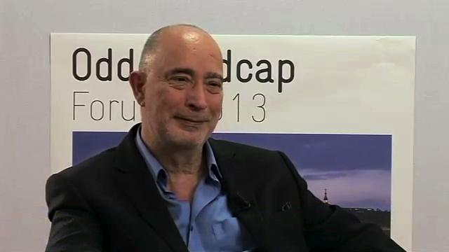 Interview de Didier Truchot Co-Président Ipsos : stratégie et perspectives 2013