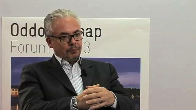 Interview Jean-Christophe Giroux Directeur Général Manitou : Stratégie et perspectives 2013