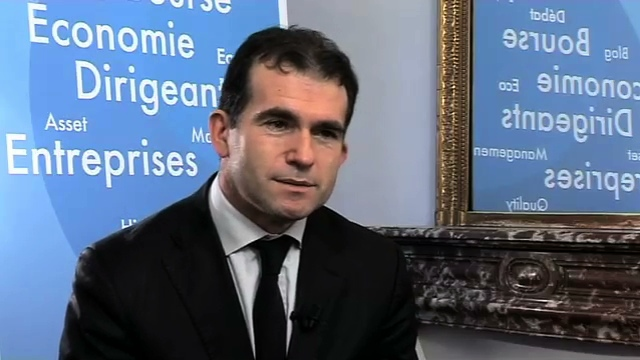 Bourse : Interview de Franck Nicolas Directeur des investissements et solutions clients Natixis AM