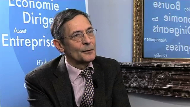 Economie – Perspectives 2013 : Interview de Philippe d'Arvisenet Chef économiste BNP Paribas