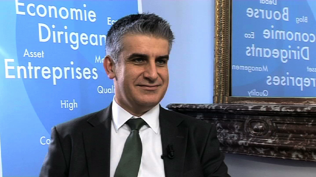 Bourse : Interview d'Olivier Courcier Stratégiste Société Générale Private Banking