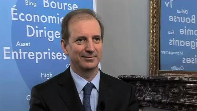 Résultats 2012 : Interview de Thibault de Tersant Directeur Financier de Dassault Systèmes