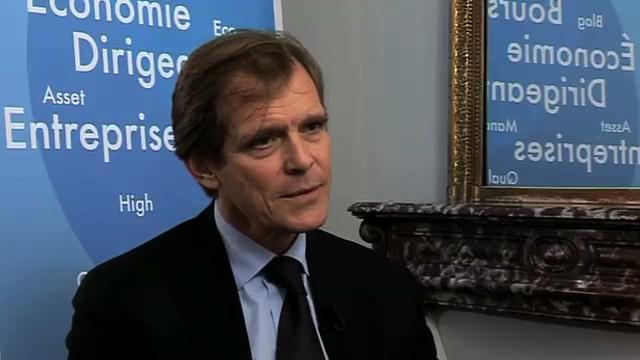 Bourse : Interview de Didier Le Menestrel Président de Financière de l'Echiquier