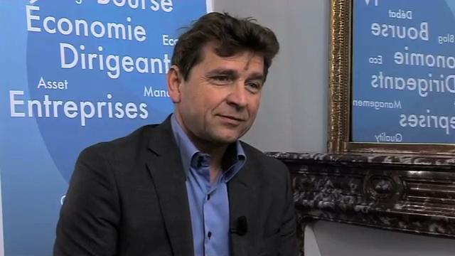 Bourse : Interview d'Eric Venet Directeur Général Montbleu Finance