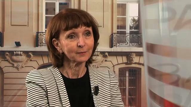 Résultats annuels 2012 : Interview de Martine Simon-Claudel Directrice Générale Déléguée UFF