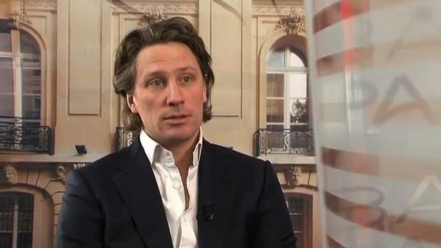 Bourse : Interview d'Hugues Le Maire Directeur Général Diamant Bleu Gestion