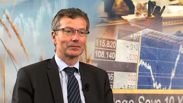 """Steria """"Pas d'augmentation de capital en 2013"""" déclare François Enaud Pdg de Steria"""