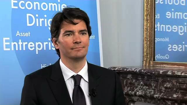 Résultats annuels 2012 : Interview de Renaud Haberkorn Directeur Général Société de la Tour Eiffel