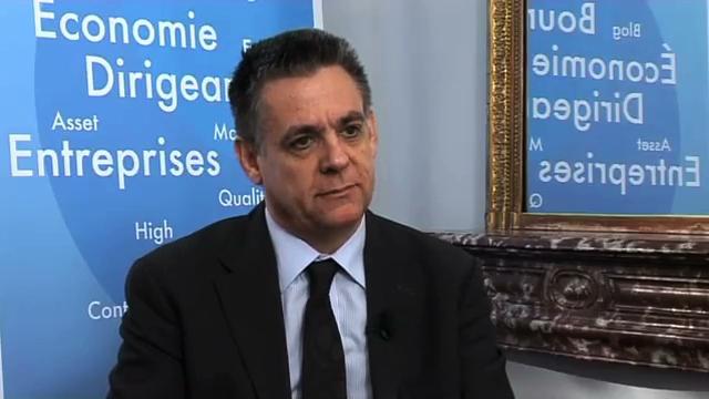 Résultats annuels 2012 : Interview de Sylvain Gauthier Pdg EasyVista