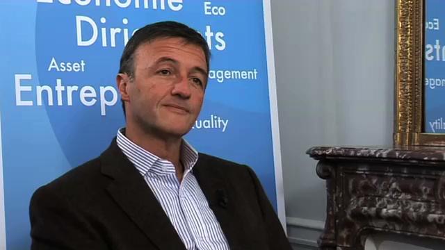 """Big Data"" : Interview d'Edouard Fourcade Directeur Général SAS Institute"