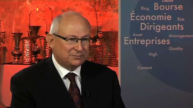 """Stéphane Gallon Chef économiste Autorité des Marchés Financiers (AMF) : """"Peur d'une déconnexion entre les valeurs de marchés et l'activité réelle"""""""