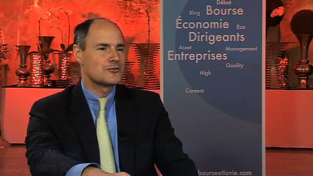 Smallcap Events 2013 : Interview de Fabrice Walewski Co-Gérant Touax