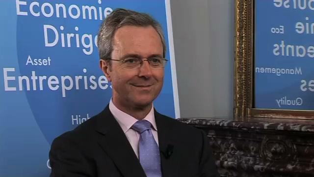 Bourse : Actualités : Interview de William de Vijlder Directeur Stratégie BNP Paribas Investment Partners