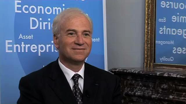 Augmentation de capital : Interview André-Jacques Auberton-Hervé Pdg Soitec