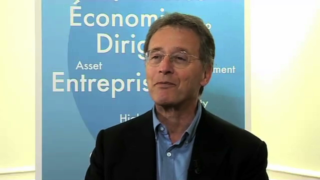 Economie : Interview de Jean-Michel Steg Senior Advisor Greenhill