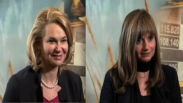 Interview Delphine Deschamps Martel et Corinne Thiérache