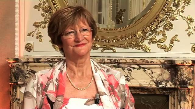 Interview Nicole Notat Présidente Vigeo