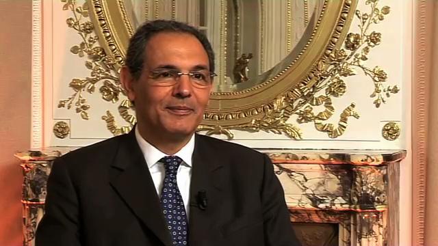 Interview Karim Hajji Directeur Général de la Bourse de Casablanca