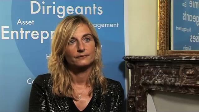 Interview Sandrine Cauvin Gérante Turgot AM
