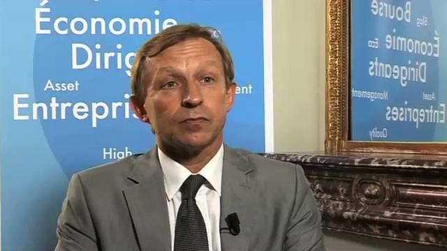 Bourse : Interview Christophe Brulé Président Entheca Finance