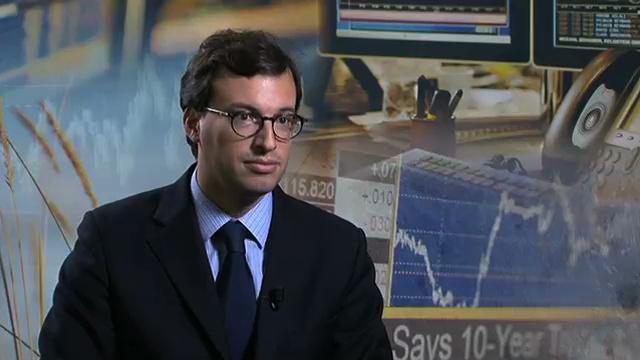 Bourse : Interview de Julien-Pierre Nouen Economiste et Stratégiste Lazard Frères Gestion