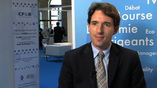 Interview Frédéric Pâtureau Responsable contrôle de Gestion NRJ Group